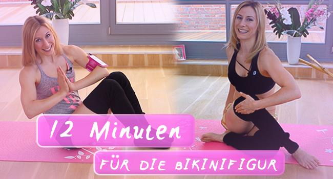 Post image for 12 Minuten für deine Bikinifigur!